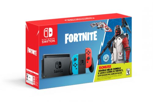 'Fortnite' Switch bundle arrives October 5th with in-game perks