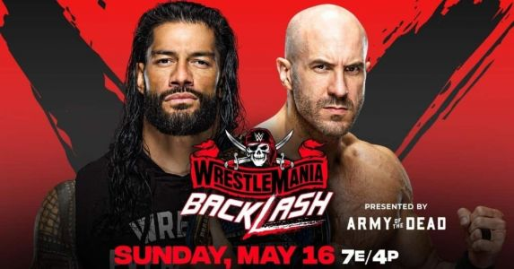 How To Watch WWE Wrestlemania Backlash 2021