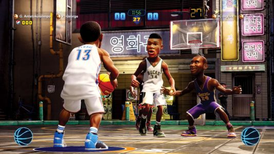 NBA 2K Playground 2's Release Date And New Trailer Revealed