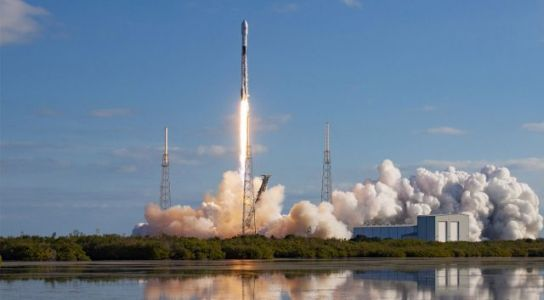 SpaceX Launches 60 More Starlink Satellites, Fails to Recover Booster