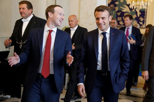 Facebook Ad Boycott Organizers 'Disappointed' over Meeting with Zuckerberg: A Chart Shows Why the Tech CEO Probably 'Couldn't Care Less'