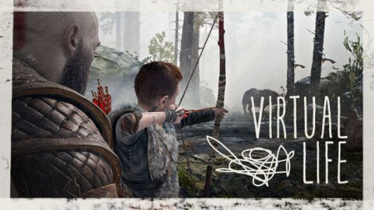 The Virtual Life - Can God Of War's Kratos Be Redeemed?