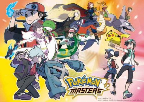 Pokemon Masters trailer shows off more 3-on-3 trainer battles