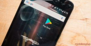 Google Play Store redesign showing up for some users