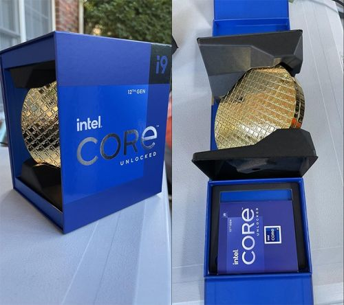 Reddit User Shares Images of Unreleased Intel Core i9- 12900K That He Bought For $610 Apiece