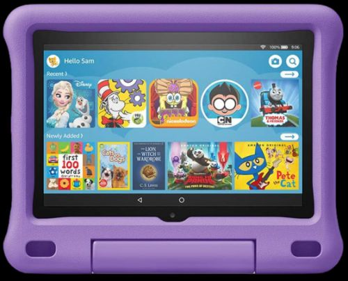 Which should you buy, Amazon Fire HD 8 Kids or the 7 Kids tablet?