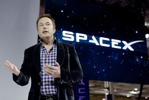 SpaceX's Starlink Eyes to Provide Internet to Enterprises, Teams Up With Google Cloud
