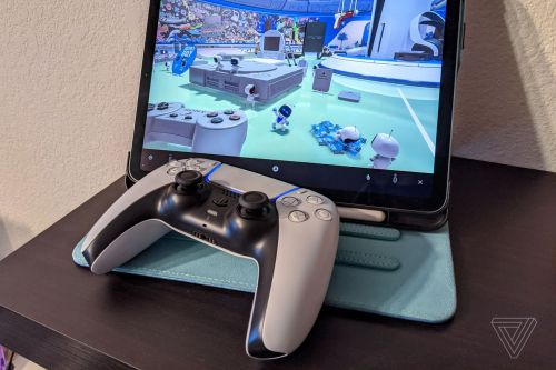 Sony now lets you use the DualSense pad to play PS5 on your nearby Mac, iPhone, iPad, and more