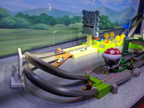 Comic-Con: Get A Closer Look At Mario Kart And Street Fighter Hot Wheels