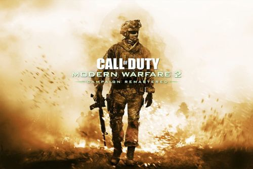 Call of Duty: Modern Warfare 2 has been remastered and is out today