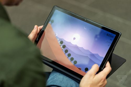 Google says it's done making tablets and cancels two unreleased products