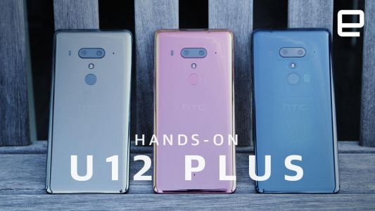 HTC rejoins the dual camera fray with the U12+