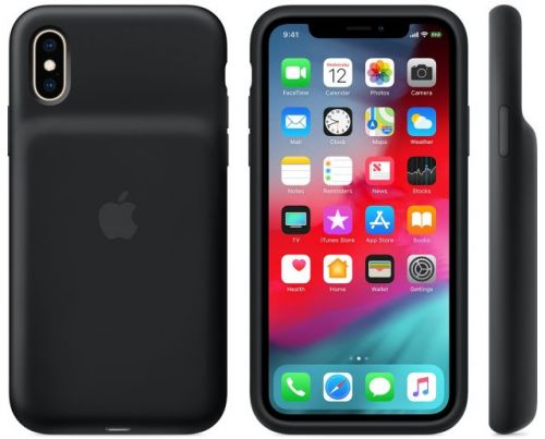 Apple Releases Smart Battery Cases for the iPhone XR, XS, and XS Max