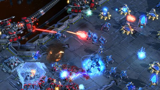 StarCraft II is now free for PC and Mac gamers