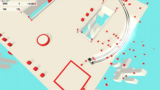 Absolute Drift is free on GOG if you come in clutch to snag it