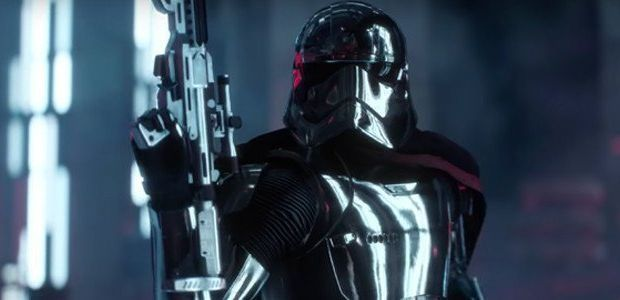 Star Wars Battlefront 2's free Last Jedi DLC marches out today