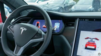 Tesla's latest Full Self-Driving update reverted due to software bugs