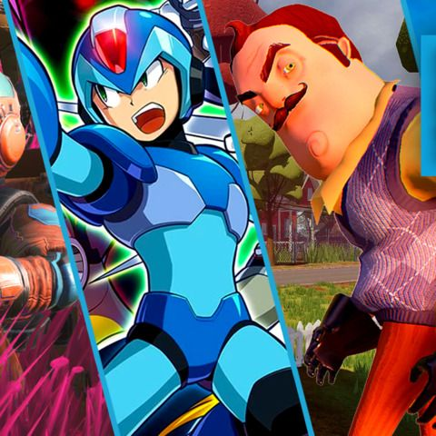 Top New Games Out This Week On Switch, PS4, Xbox One, And PC - July 22-28