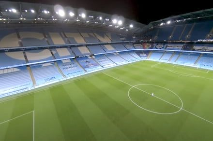 Watch this incredible drone fly-through of Man City's Etihad Stadium