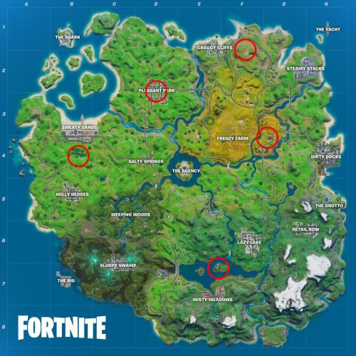 Fortnite Safe House Locations: Here's Where To Defeat Henchmen For Storm The Agency Challenges