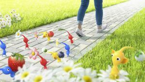 Nintendo partners with Niantic on 'Pikmin' mobile AR game