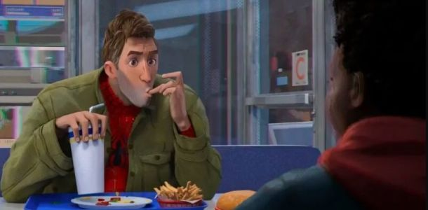 It's Looking Like Jake Johnson's Peter B. Parker May Be Returning to SPIDER-MAN: INTO THE SPIDER-VERSE 2