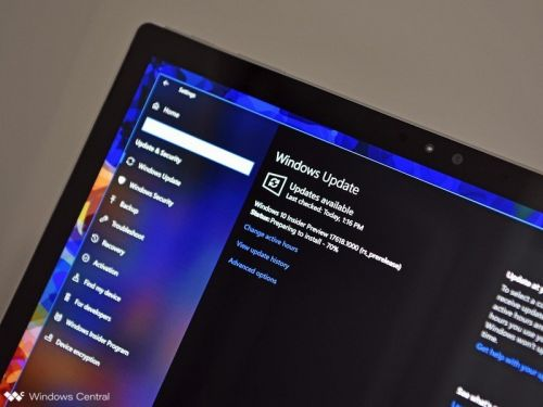 Windows 10 build 21382 is rolling out to Insiders in the Dev Channel