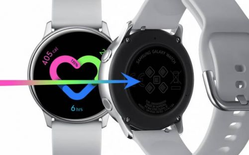 Galaxy Watch Active official: Blood Pressure Monitoring in play