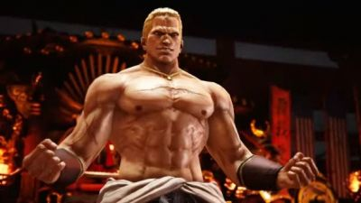 Geese Howard revealed as the next guest character for Tekken 7