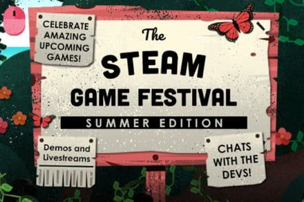Valve pushes back summer Steam Game Festival by one week, now starting June 16