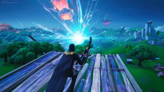 Fortnite's Season 11 The End Event Destroyed Everything With A Black Hole