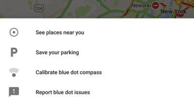 Google Maps can now save your parking spot