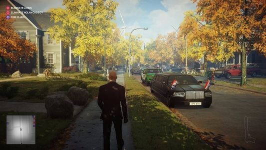 Hitman 2 gets festive with the free 'Holiday Hoarders' pack