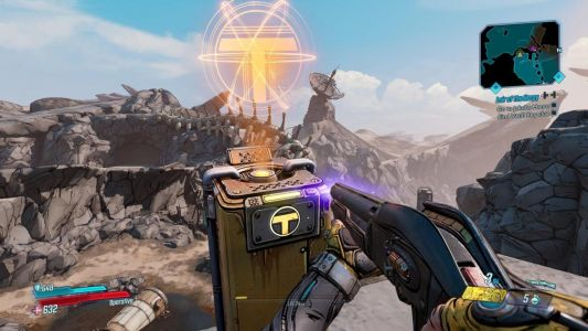 Borderlands 3 Typhon Logs And Locked Chest Guide: How To Open Typhon Treasure