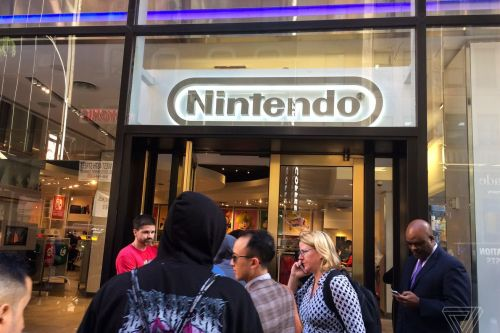 Nintendo's Donkey Kong statue was not actually stolen from its New York store