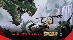 ET Deals: Celebrate 10 Years of Pathfinder with Humble RPG Book Bundle