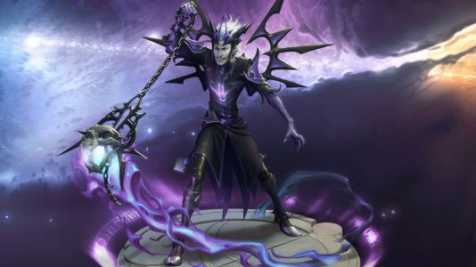 Check Out the Necromancer Class from MAGIC: LEGENDS