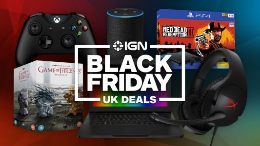 Black Friday Daily Deals: Nintendo Switch for £249, Spider-Man for £28.99, 20% off Amazon Warehouse
