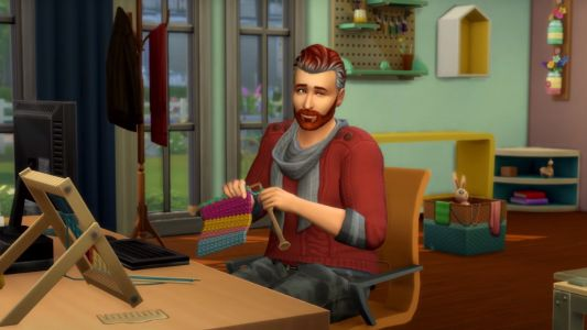 The Sims 4 gets crafty with Nifty Knitting later this month