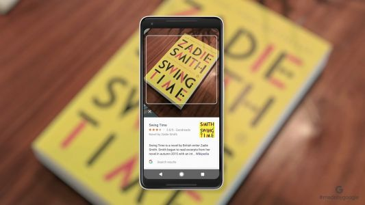 Google Lens is quietly arriving on the Pixel and Pixel XL