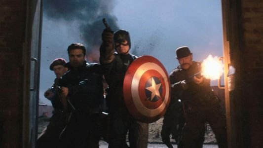 The Original Script for CAPTAIN AMERICA: THE FIRST AVENGER Originally Ended With Cap Fighting a Giant Nazi Robot