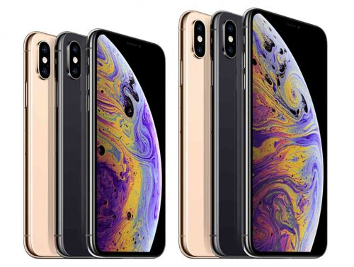 IPhone XS, iPhone XS Max, and iPhone XR RAM and battery sizes revealed