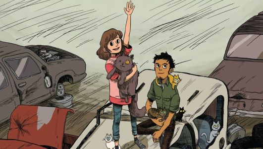 BOOM! Studios Announces New Graphic Novel JO & RUS for Younger Audiences
