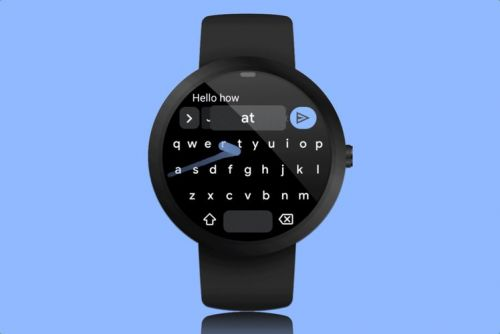 Google adds improved keyboard to Wear OS, with more updates to the smartwatch platform teased for 2021