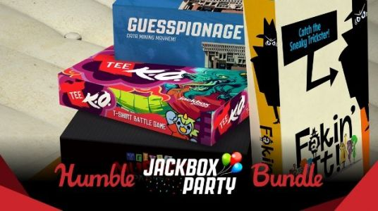 Geek Deals: A Multitude of Party Games with Humble Jackbox Party Bundle