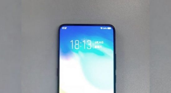 A new variant of Vivo NEX is spotted with a regular front-facing camera
