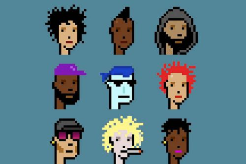 CryptoPunks NFTs sell at Christie's for $16.9 million