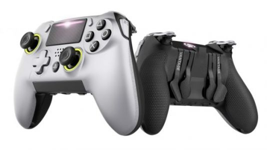 SCUF Gaming Announces its Latest Controller: The SCUF Vantage for PS4