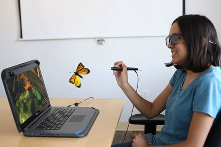ZSpace's laptop brings education to life with its own 3D technology