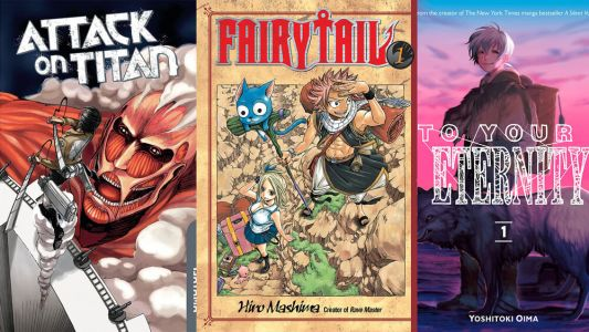 Kodansha is Offering ATTACK ON TITAN, FAIRY TAIL, and More Manga for Free